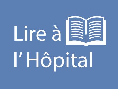 Logo association Lire à l'hôpital