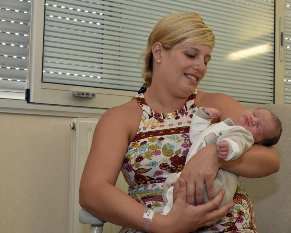 Un espace famille à la maternité