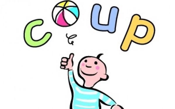 Logo association Coup d'Pouce