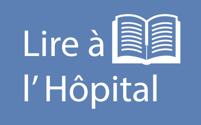 Logo association Lire à l'hôpital